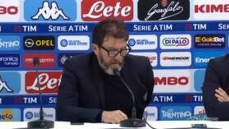 """Napoli-Cagliari, la furia dei sardi: """"Ci sentiamo presi per i fondelli"""""""