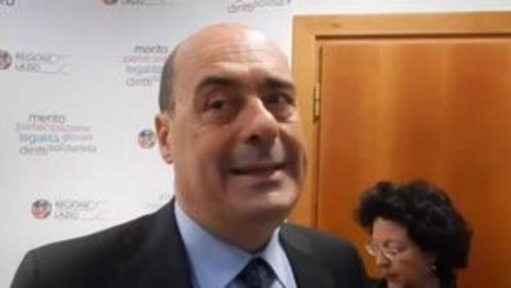 """Indennità parlamentari, Zingaretti sul dietrofront di Zanda: """"Lo ringrazio, ha subito aggressione vergognosa"""""""