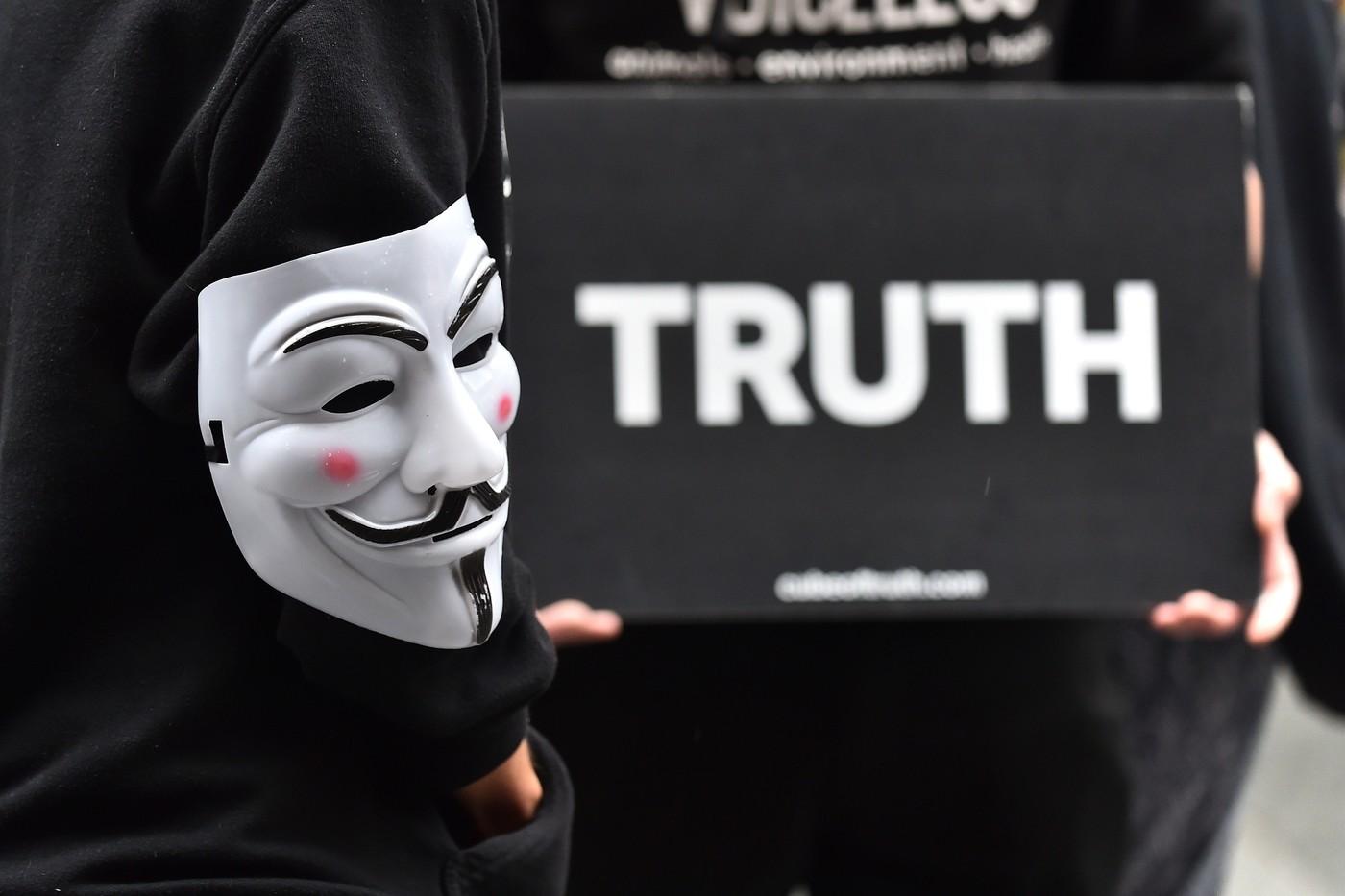 Anonymous ha hackerato la Pec di 30 mila avvocati romani