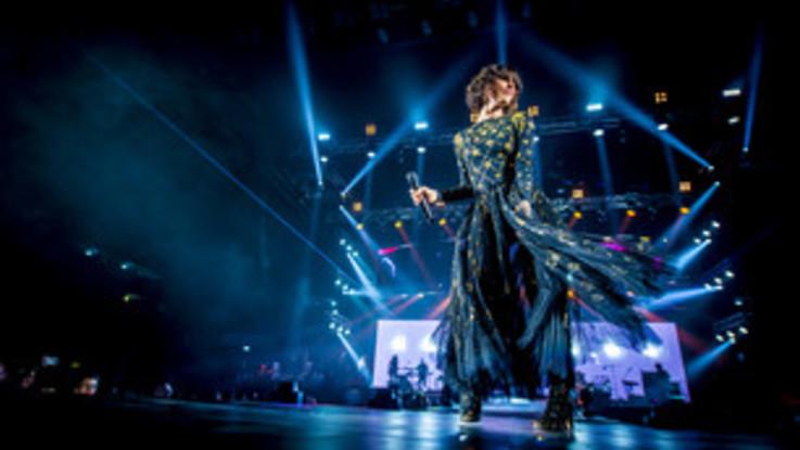 """Giorgia si racconta nel Pop Heart Tour: """"È un viaggio terapeutico"""""""