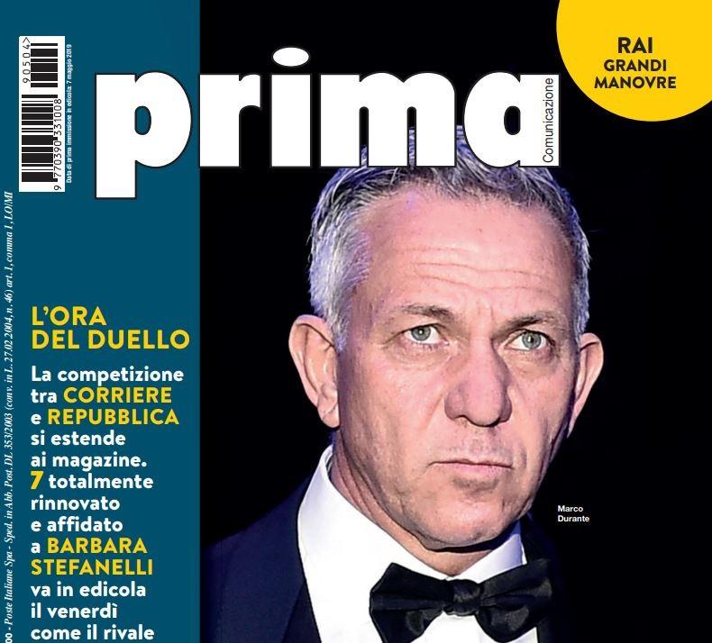 """Accordo LaPresse-Ap. Marco Durante ne parla in un'intervista a """"Prima"""""""