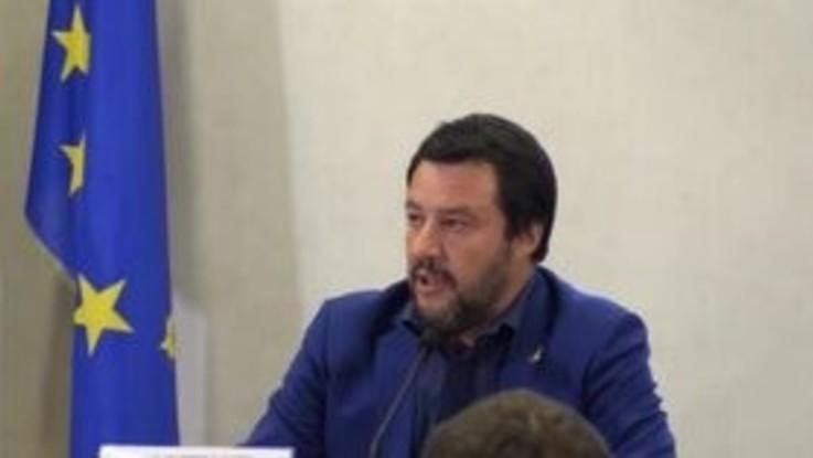 """Cannabis Store, Salvini: """"Li chiuderò uno ad uno"""""""