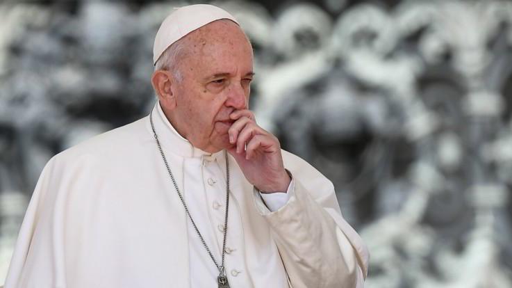 """Il Papa alla comunità rom: """"Cittadino di seconda classe è chi scarta gli altri"""""""