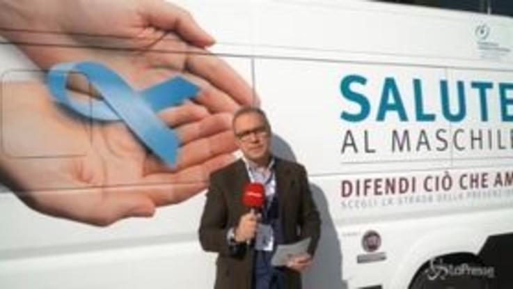 """Fca e Fondazione Veronesi per la prevenzione """"al maschile"""""""