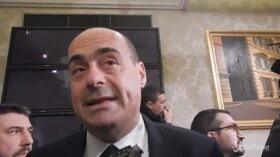 """Appalti, Zingaretti: """"Stessa posizione politica tra Umbria e Calabria"""""""