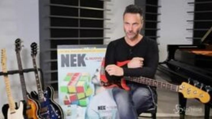 Nek, arriva l'album 'Il mio gioco preferito - Parte prima'