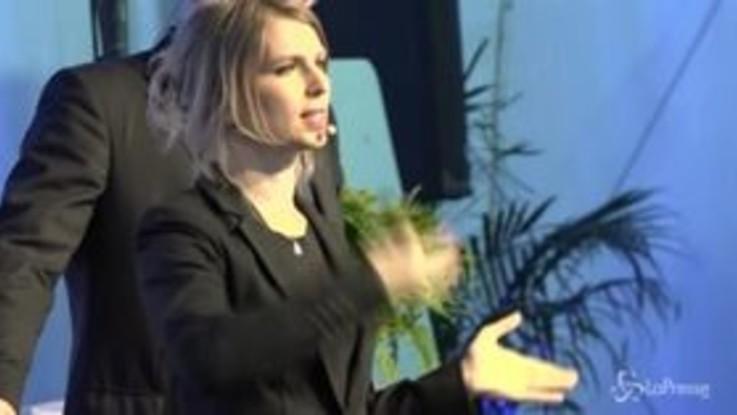 Wikileaks, Chelsea Manning torna libera
