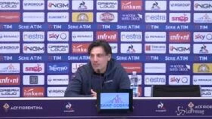 """Fiorentina, Montella: """"Da piccolo tifavo Milan, poi mi son ripreso...."""""""