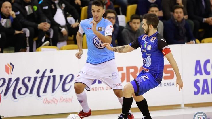 Futsal Playoff, Semifinale 1: Pesaro-Rieti