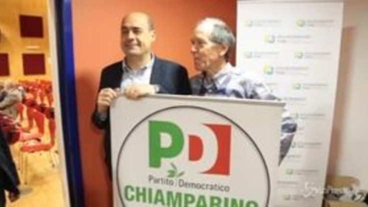 """Zingaretti: """"Crisi di governo, uniti solo dalla sete di potere"""""""