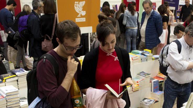 Salone del libro, Anna Benenti e il suo 'Distratta dal vento': come superare le difficoltà