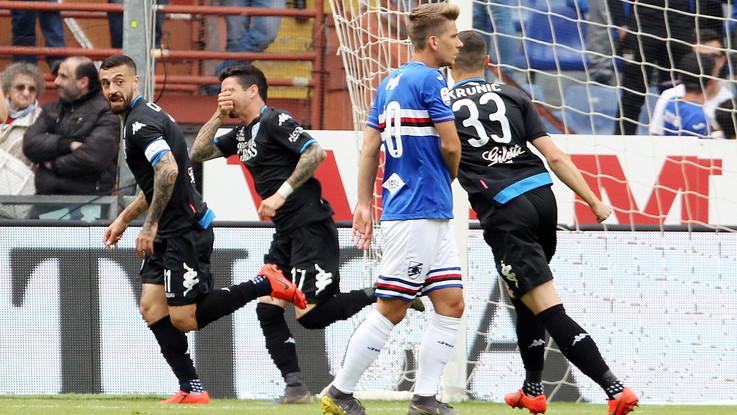 Serie A, Empoli passa 2-1 in casa Sampdoria: corsa salvezza riaperta