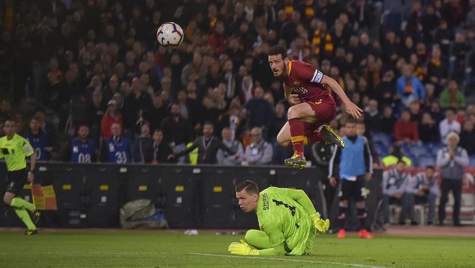 Il gol di Florenzi ©