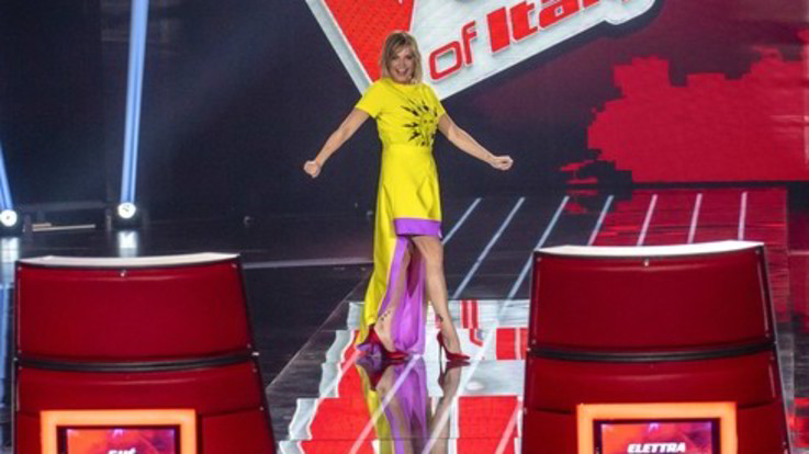 Rai2, penultima Blind Audition per 'The Voice of Italy'
