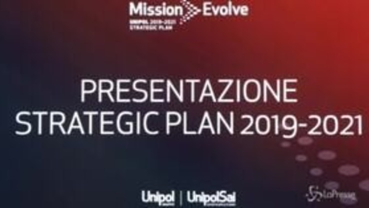 Unipol, presentato piano strategico 2019-2021 ai mercati