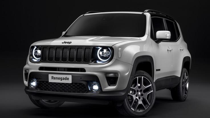 "Jeep, arriva la nuova gamma ""S"""