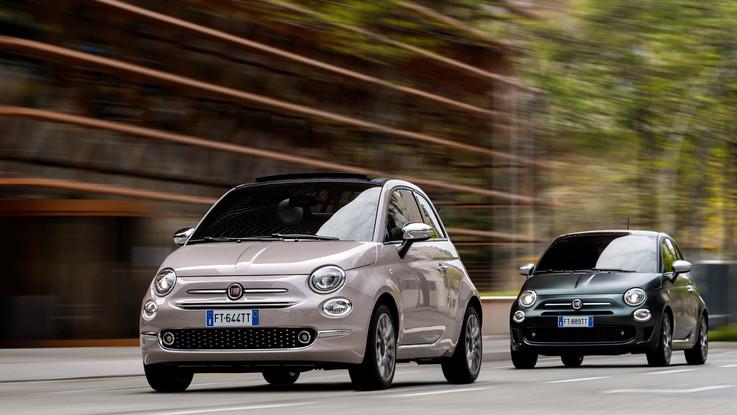 Fiat, ecco le nuove 500 star e rockstar