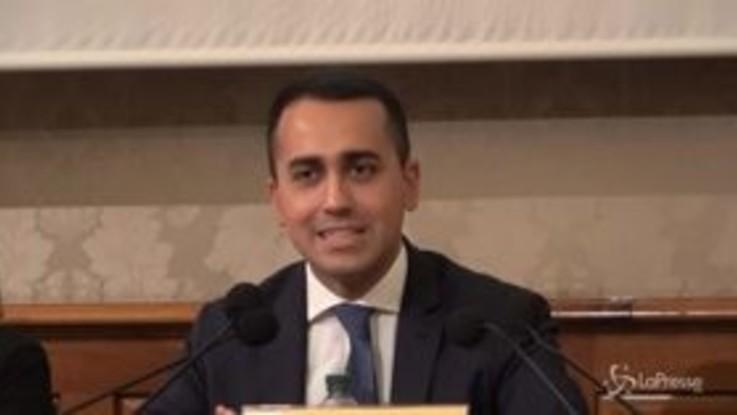 """Europee, Di Maio: """"Il M5s meraviglierà"""""""