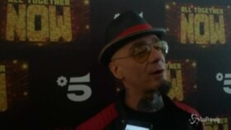 "J-Ax: ""A 'All together now' puoi giudicare l'esibizione in quel momento"""