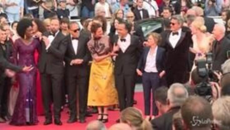 Cannes, anche Selena Gomez ed Eva Longoria sul primo red carpet