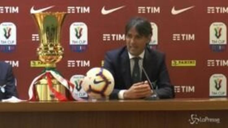 Coppa Italia, a Roma la finale Atalanta-Lazio