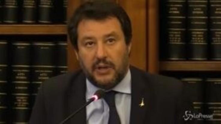 """Salvini: """"Faccio esercizio zen, dopo elezioni si andrà avanti più tranquilli"""""""