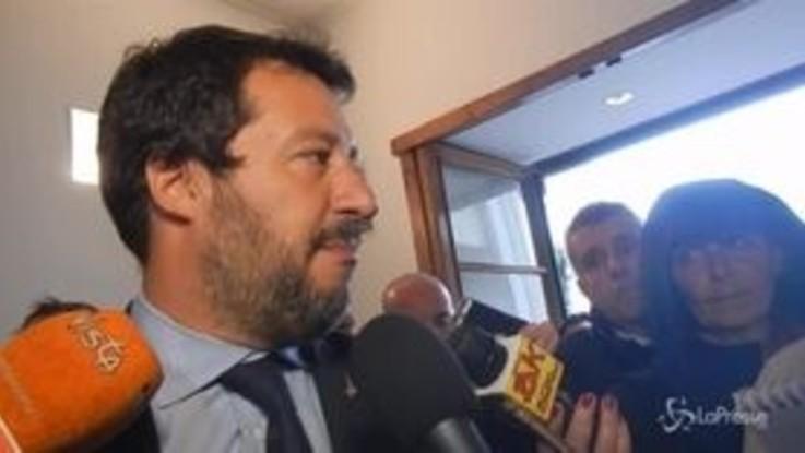 """Radio Radicale, Salvini: """"Sarebbe un peccato cancellare il suo patrimonio"""""""
