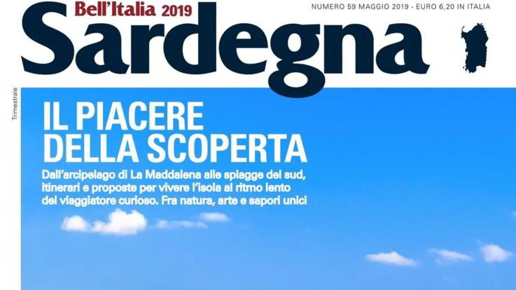 Bell'Italia, numero speciale dedicato alla Sardegna
