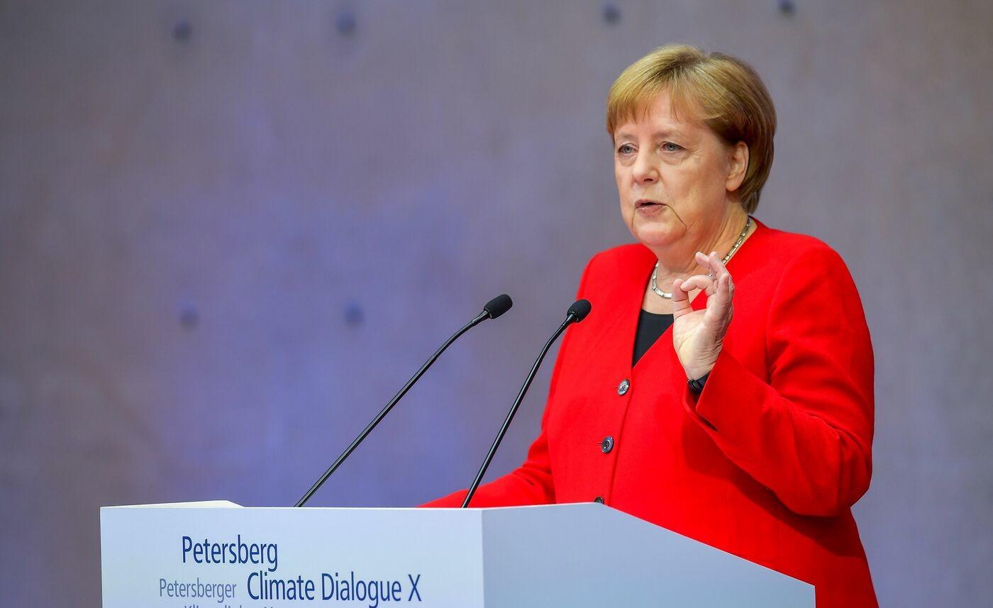 """Europee, Merkel: """"No alla Lega nel Ppe, approcci troppo diversi"""""""