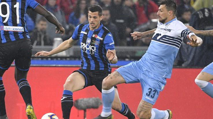 Coppa Italia, la finale Atalanta-Lazio 0-0