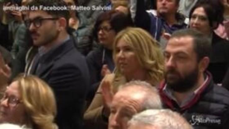 """Salvini: """"Abituato agli attacchi del Pd, mi piacerebbe non mi attaccassero quelli con cui governo"""""""