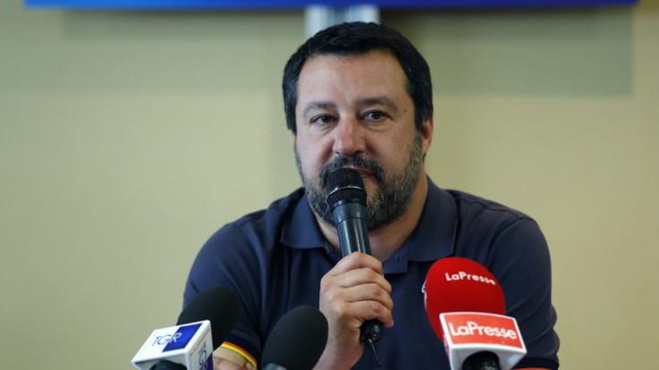 PoliticaPresse, alle 14 il forum con Salvini