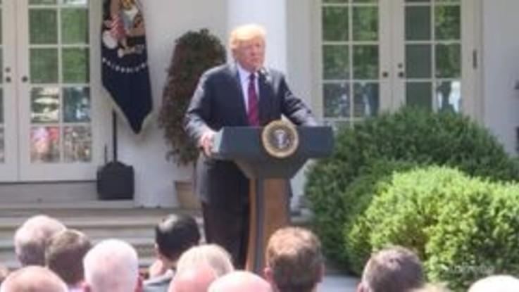 """Immigrazione, Trump: """"Accoglieremo in base al merito"""""""