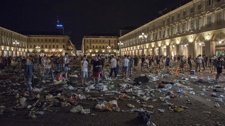 Torino, condannati a 10 anni i giovani che causarono la tragedia di piazza San Carlo