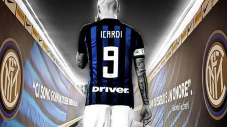 """Inter, Icardi: """"Ho detto alla società che voglio rimanere, questa squadra è la mia famiglia"""""""
