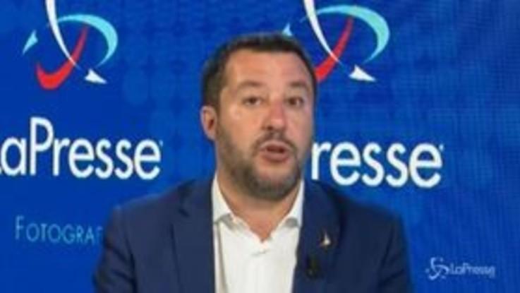 "Dl Sicurezza, Salvini: ""Senza Ok del Cdm mi arrabbio"""