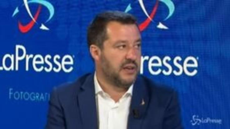 """Lavoro, Salvini: """"Legge dignità da rivedere, voucher a volte sono necessari"""""""