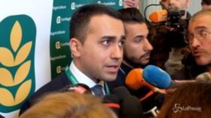 """Corruzione, Di Maio: """"Non è un attacco dei poteri forti, serve intransigenza"""""""