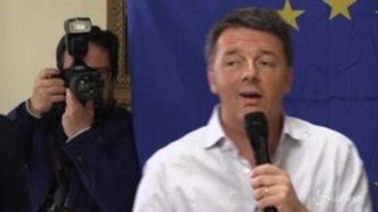 Beffa del video-selfie, Renzi incontra il ragazzo che chiese a Salvini dei 49 milioni