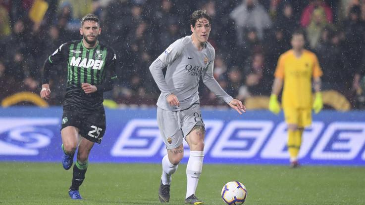 Serie A, la Roma si ferma a Sassuolo: 0-0 e Champions più lontana