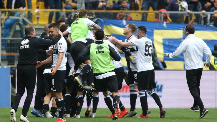 Serie A, Scozzarella salva e il Parma e inguaia la Fiorentina
