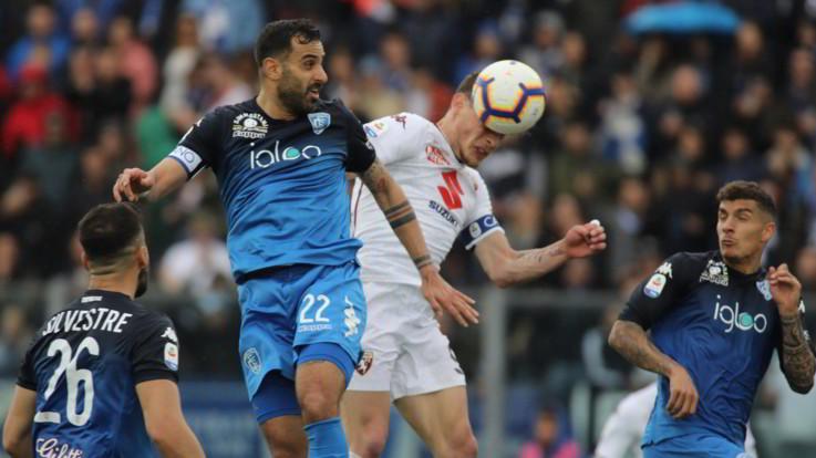 Serie A, Empoli-Torino 4-1   Il fotoracconto