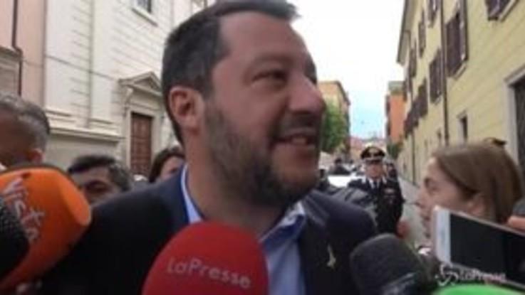 """Sea Watch, Salvini: """"Sbarco? Iniziativa Procura che incentiva immigrazione clandestina"""""""