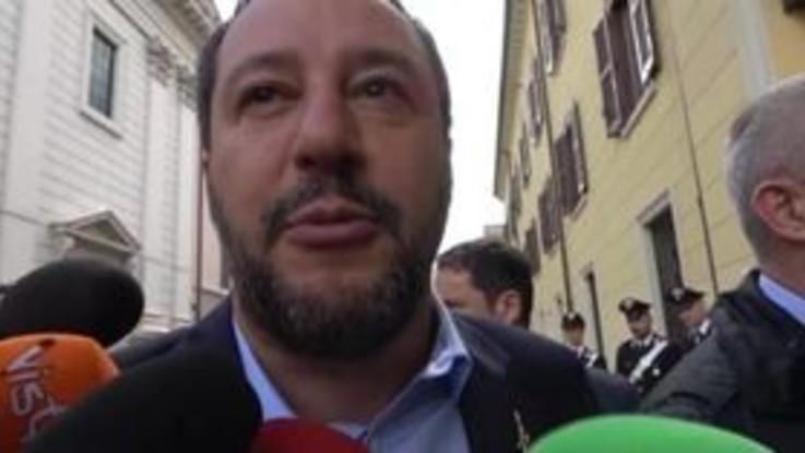 """Consiglio dei ministri, Salvini: """"Spero che mi dicano a che ora..."""""""