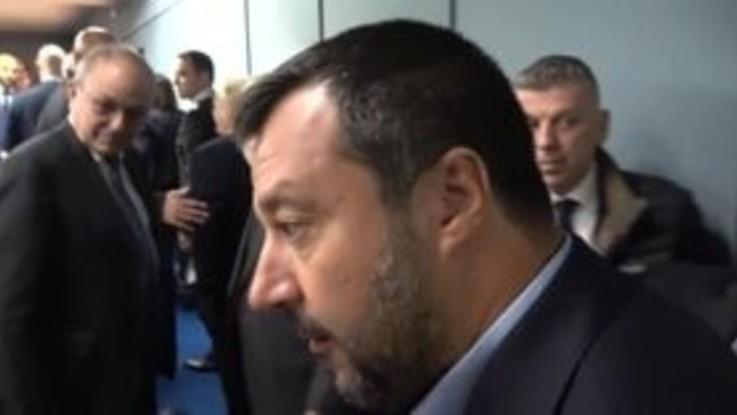 """Decreto sicurezza bis, Salvini: """"Di Maio non l'ha visto? Ma se ce l'hanno tutti..."""""""