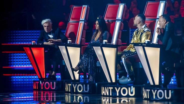 Rai2, la semifinale di 'The Voice of Italy' in onda il 30 maggio
