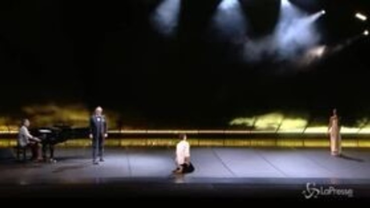 OnDance Napoli, Bocelli-Bollani-Bolle: lo straordinario trio all'Arena Flegrea