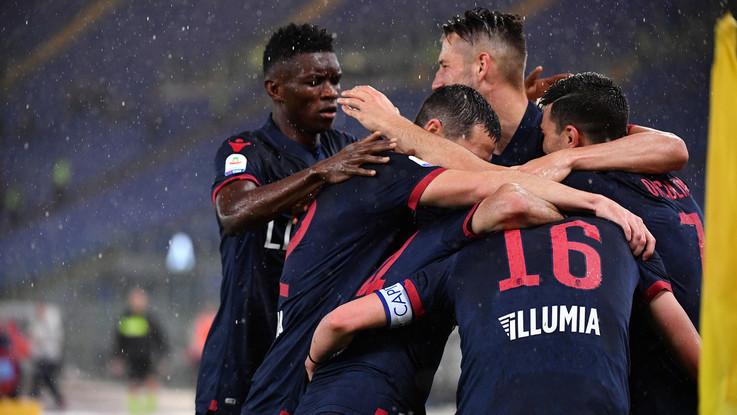 Serie A, Lazio-Bologna 3-3 | Il fotoracconto