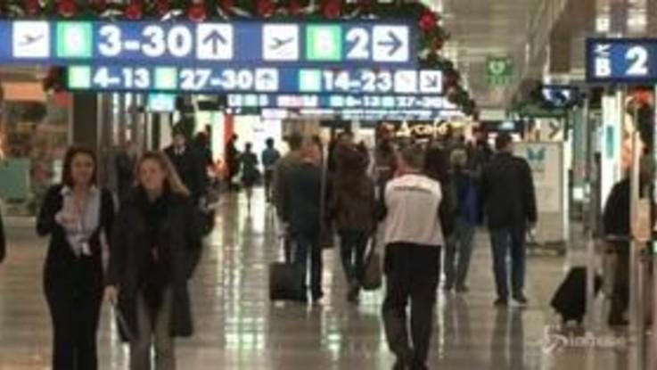 Trasporto aereo, oggi sciopero di 24 ore