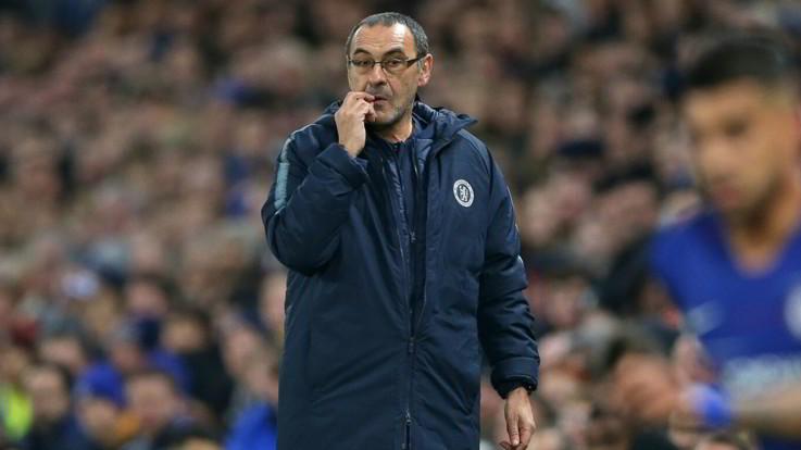 A Londra è già 'Sarrivederci': il Chelsea spinge il tecnico verso la Juve